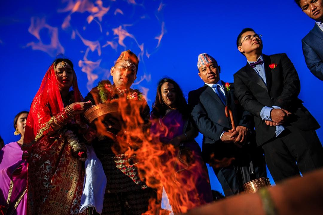 Nepalese Wedding Photographer