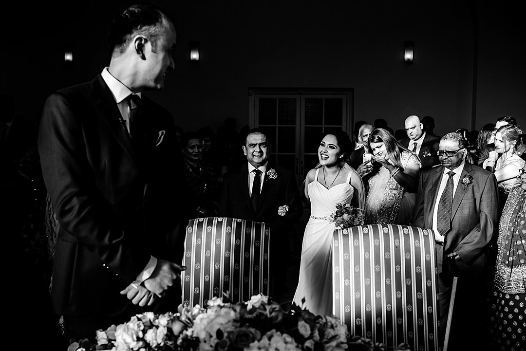 Addington Palace Wedding Photography